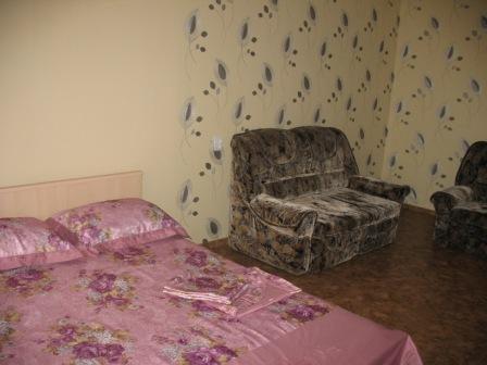 1-комнатная квартира посуточно в Керчи. ул. Гудованцева, 4. Фото 1