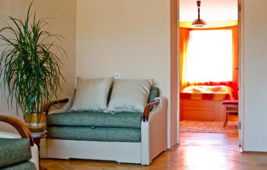 2-комнатная квартира посуточно в Львове. Лычаковский район, ул. Туган Барановского, 9а. Фото 1