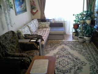 1-комнатная квартира посуточно в Миргороде. ул. Сорочинская, 2. Фото 1