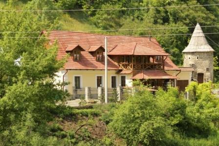 Мини-отель  посуточно в Каменце-Подольском. ул. Онуфриевская, 5. Фото 1