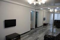 1-комнатная квартира посуточно в Донецке. Ворошиловский район, ул. Артема, 83. Фото 1