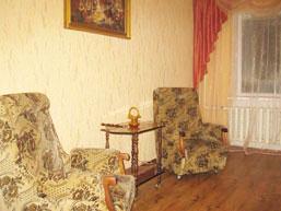 2-комнатная квартира посуточно в Николаеве. Ленинский район, пр-т Центральный (Ленина), 267. Фото 1
