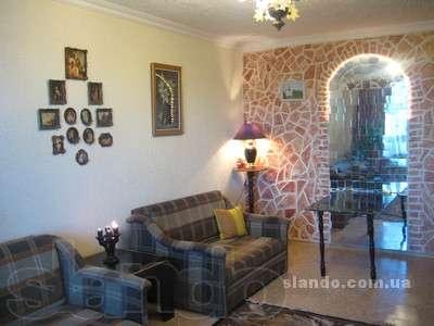2-комнатная квартира посуточно в Измаиле. ул. Ивана Франко, 7. Фото 1