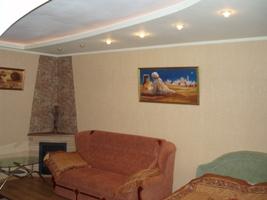 1-комнатная квартира посуточно в Запорожье. Жовтневый район, ул. Грязнова, 45. Фото 1