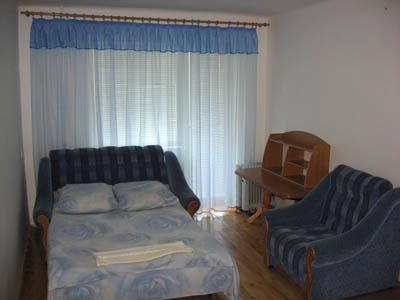 1-комнатная квартира посуточно в Ужгороде. пр-т Свободы, 61. Фото 1