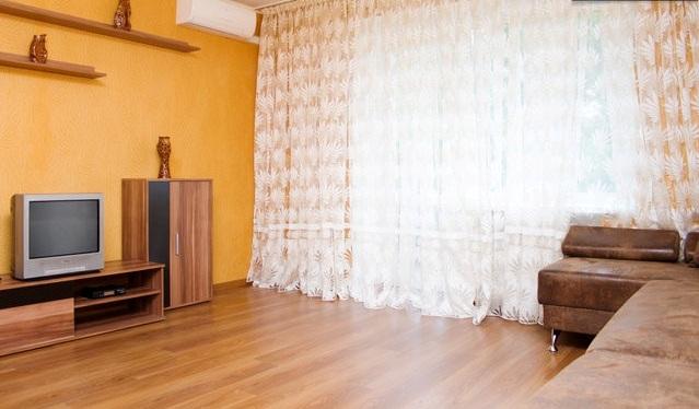 1-комнатная квартира посуточно в Одессе. Приморский район, пер. Леваневского, 9. Фото 1