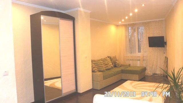 1-комнатная квартира посуточно в Трускавце. ул. Ивасюка, 7. Фото 1