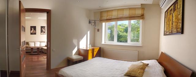 2-комнатная квартира посуточно в Львове. Лычаковский район, ул. Левицкого, 118. Фото 1