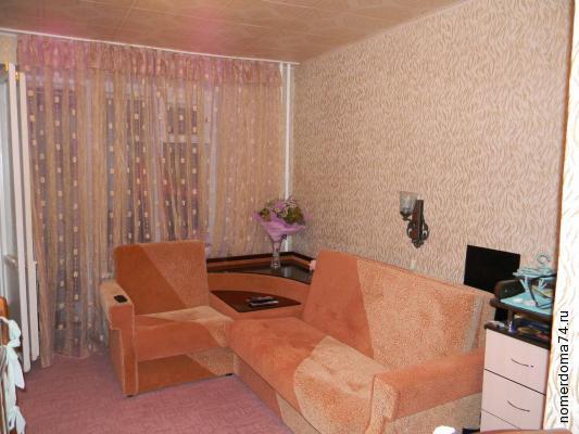 1-комнатная квартира посуточно в Макеевке. Пушка, 1. Фото 1