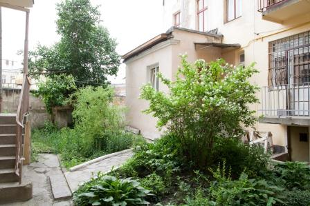 1-комнатная квартира посуточно в Львове. Галицкий район, ул. Франка Ивана, 4. Фото 1