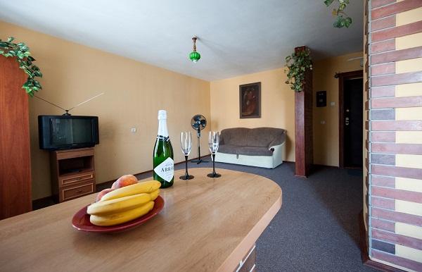 1-комнатная квартира посуточно в Чернигове. Деснянский район, пр. победы, 90. Фото 1