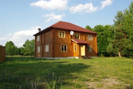 Дом  посуточно в Киеве. Клетня. Фото 1
