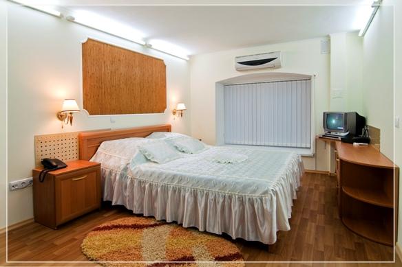 1-комнатная квартира посуточно в Харькове. Киевский район, ул. Революции, 14. Фото 1