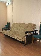 2-комнатная квартира посуточно в Евпатории. ул. 9 мая, 45 А. Фото 1