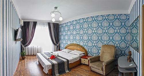1-комнатная квартира посуточно в Киеве. Печерский район, ул.Цитадельная, 7. Фото 1