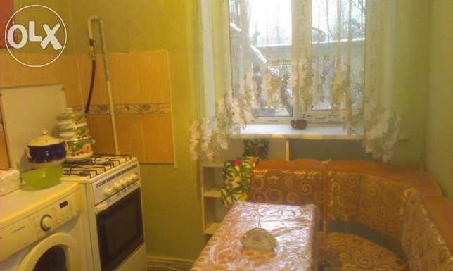 1-комнатная квартира посуточно в Киеве. Святошинский район, ул. Курбаса, 9д. Фото 1