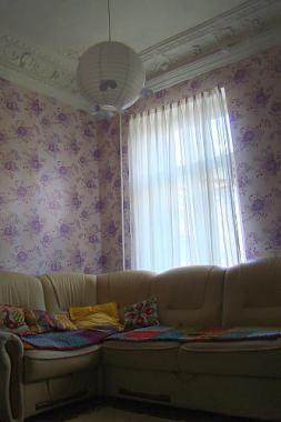 2-комнатная квартира посуточно в Киеве. Шевченковский район, ул. Владимирская, 7. Фото 1