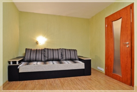 1-комнатная квартира посуточно в Харькове. Дзержинский район, ул. Августа 42, 23. Фото 1