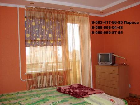 1-комнатная квартира посуточно в Хмельницком. ул. Щорса, 40. Фото 1