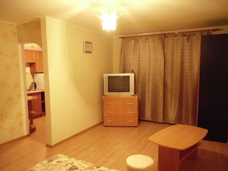 1-комнатная квартира посуточно в Запорожье. Орджоникидзевский район, ул. Каменногорская, 2. Фото 1