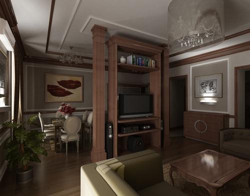3-комнатная квартира посуточно в Киеве. Печерский район, Крещатик, 17. Фото 1