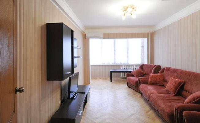 2-комнатная квартира посуточно в Киеве. Днепровский район, ул. М. Расковой, 8а. Фото 1