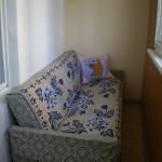 1-комнатная квартира посуточно в Севастополе. Гагаринский район, пр. героев Сталинграда, 60. Фото 1
