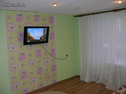 1-комнатная квартира посуточно в Трускавце. Стебницкая, 66. Фото 1