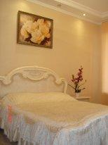 2-комнатная квартира посуточно в Одессе. Приморский район, ул. Пушкинская. Фото 1