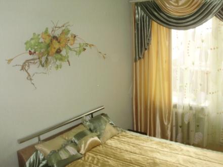 2-комнатная квартира посуточно в Чернигове. Новозаводской район, Богунского. Фото 1