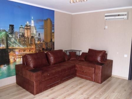 2-комнатная квартира посуточно в Алуште. ул. Перекопская, 4. Фото 1
