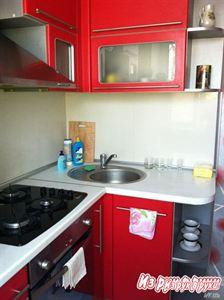 1-комнатная квартира посуточно в Херсоне. Суворовский район, ул. И. Кулика, 133. Фото 1