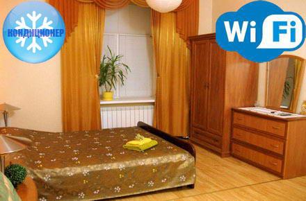 1-комнатная квартира посуточно в Харькове. Киевский район, Героев Труда, 20. Фото 1