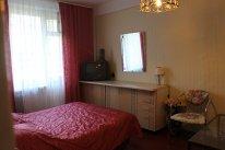 2-комнатная квартира посуточно в Севастополе. Гагаринский район, ул. Надежды Островской, 14. Фото 1