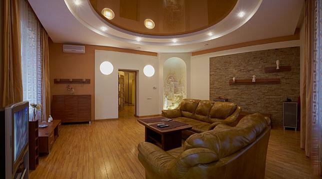 2-комнатная квартира посуточно в Львове. Галицкий район, ул. Ноябрьского Чина, 14. Фото 1