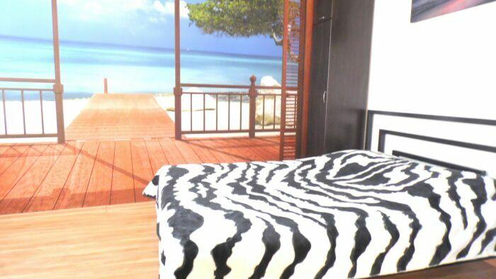 1-комнатная квартира посуточно в Алуште. ул. 15-го Апреля, 11. Фото 1