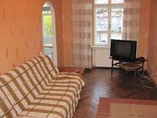 2-комнатная квартира посуточно в Львове. Франковский район, ул. Коновальца, 15. Фото 1