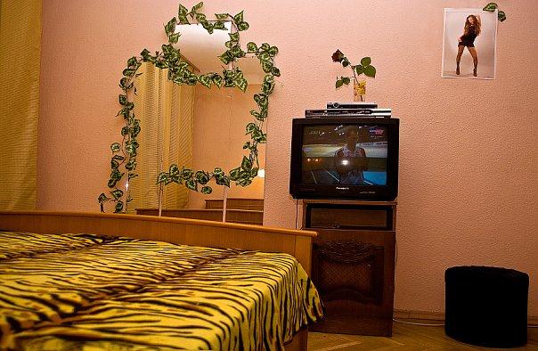 1-комнатная квартира посуточно в Киеве. Днепровский район, ул. Плеханова, 4а. Фото 1