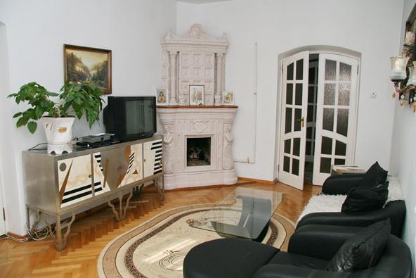 3-комнатная квартира посуточно в Львове. Галицкий район, ул. Друкарская, 2. Фото 1