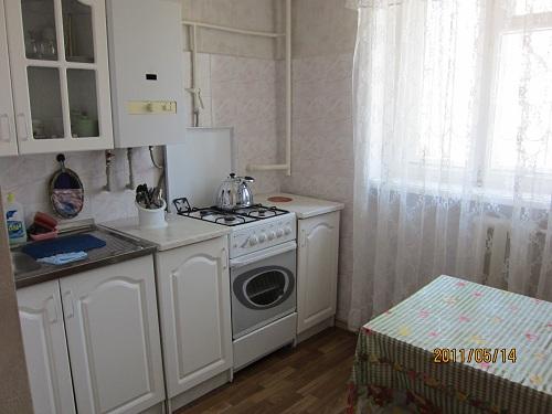 2-комнатная квартира посуточно в Евпатории. ул. Демышева, 3. Фото 1