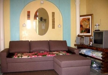 1-комнатная квартира посуточно в Симферополе. Киевский район, ул. Пролетарская,. Фото 1