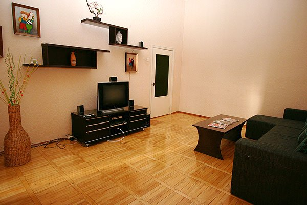 2-комнатная квартира посуточно в Киеве. Шевченковский район, Малая Житомирская, 7. Фото 1