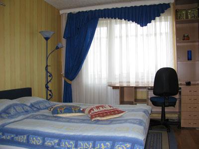 1-комнатная квартира посуточно в Чернигове. Новозаводской район, ул. Самострова, 9. Фото 1