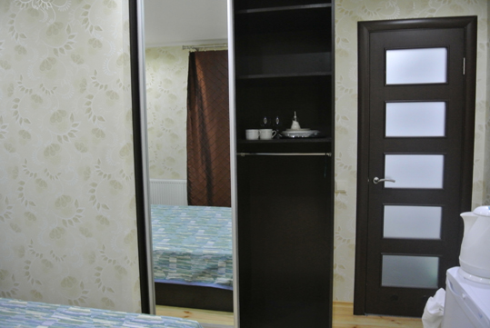 1-комнатная квартира посуточно в Киеве. Голосеевский район, переулок Голосеевский, 5. Фото 1