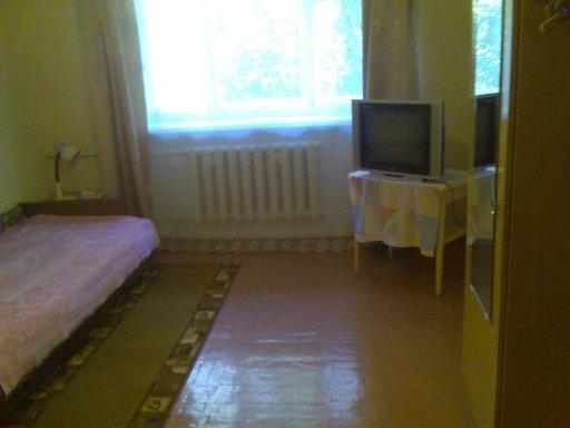 1-комнатная квартира посуточно в Феодосии. ул. Победы, 15. Фото 1