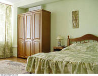 2-комнатная квартира посуточно в Мариуполе. пр-т Строителей, 89. Фото 1