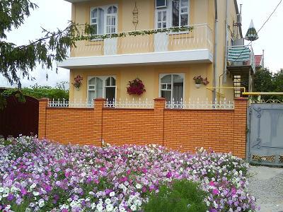 Мини-отель  посуточно в Скадовске. Соломенский район, ул. Мариинская (Коммунаров). Фото 1