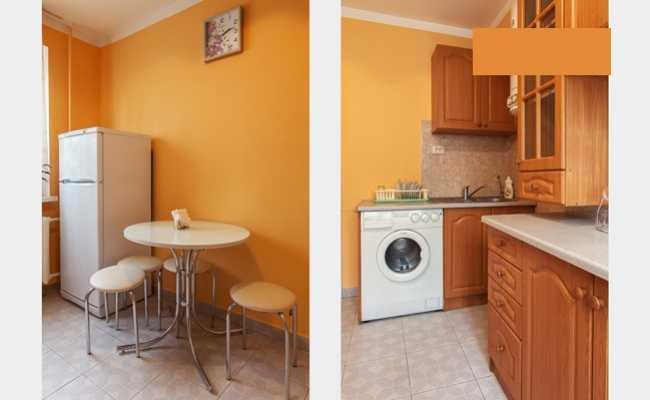 1-комнатная квартира посуточно в Одессе. Малиновский район, ул. Радостная, 11. Фото 1