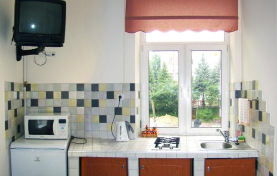 1-комнатная квартира посуточно в Львове. Лычаковский район, ул. Костя Левицкого, 93 а. Фото 1