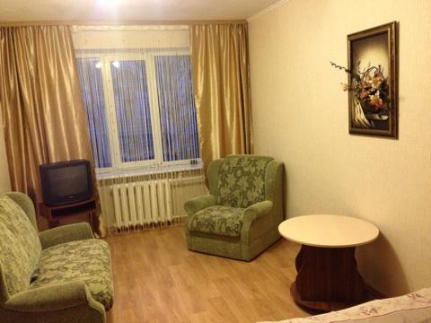 1-комнатная квартира посуточно в Севастополе. Ленинский район, ул. Гоголя, 26. Фото 1